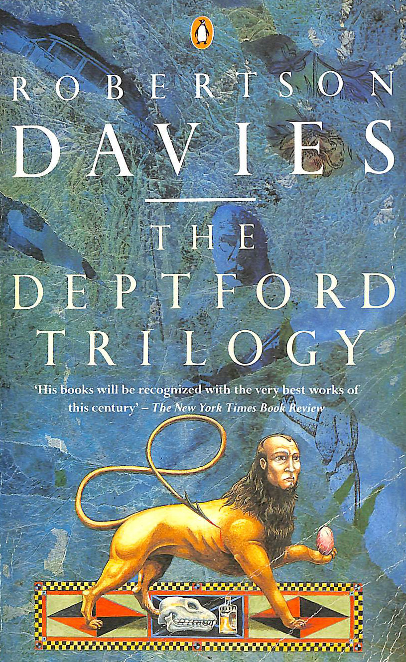 Image for The Deptford Trilogy: Fifth Business;the Manticore;World of Wonders