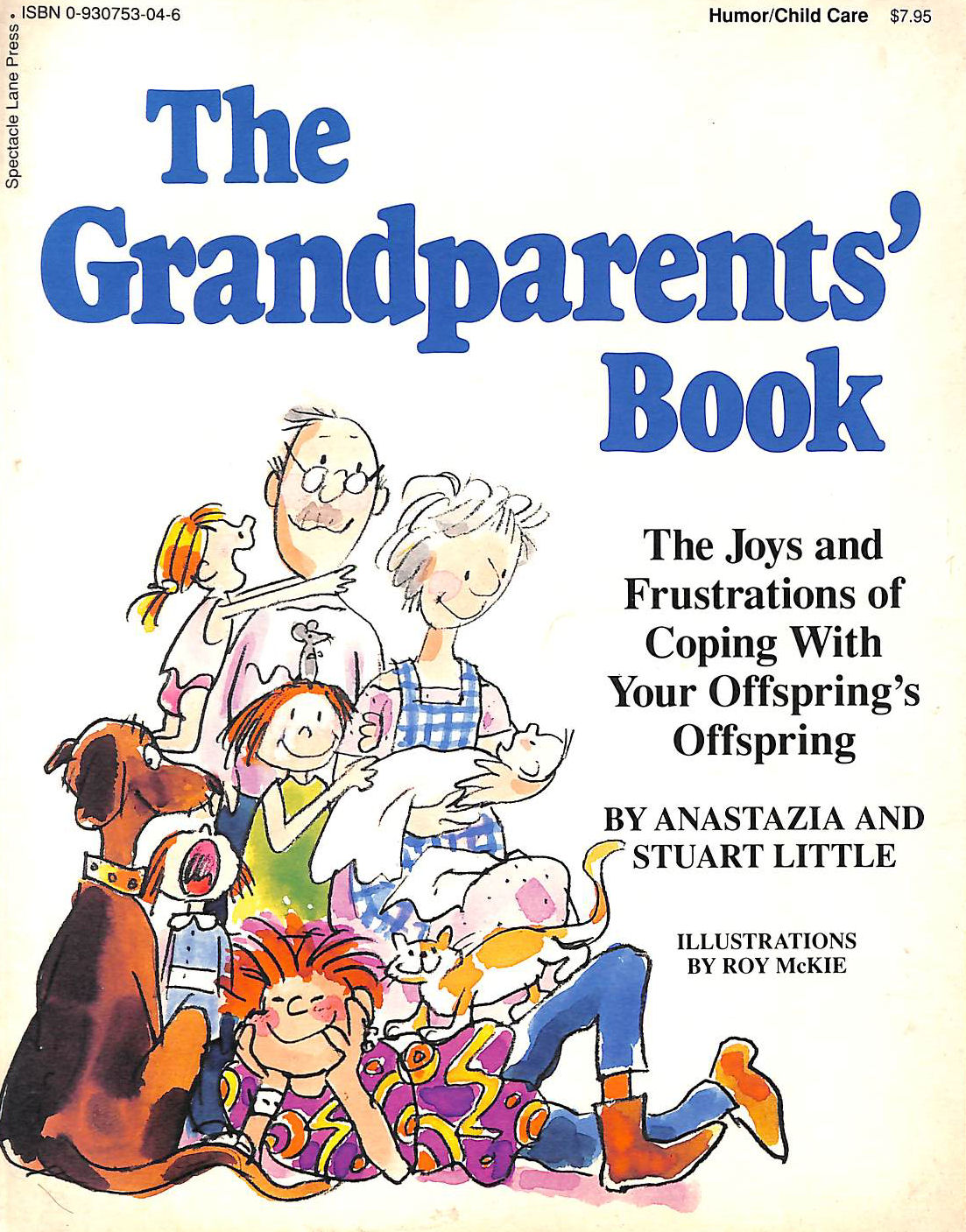 Image for Grandparents' Book