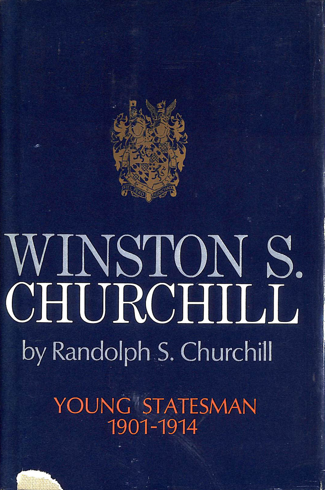 Image for Winston S Churchill:  Vol  2  Young Statesman 1901-1914