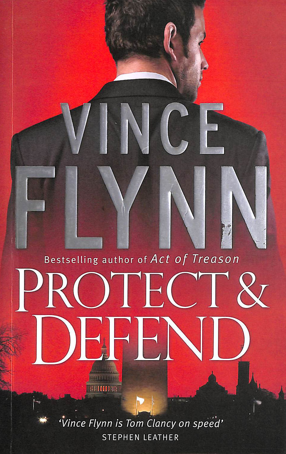 Image for Protect and Defend (The Mitch Rapp Series)