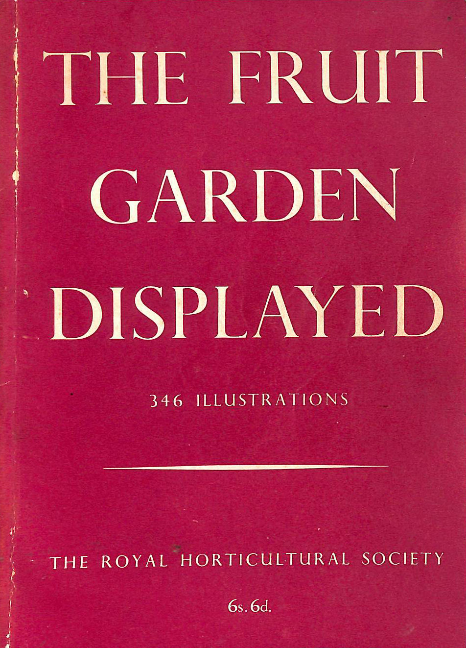 Image for The Fruit Garden Displayed