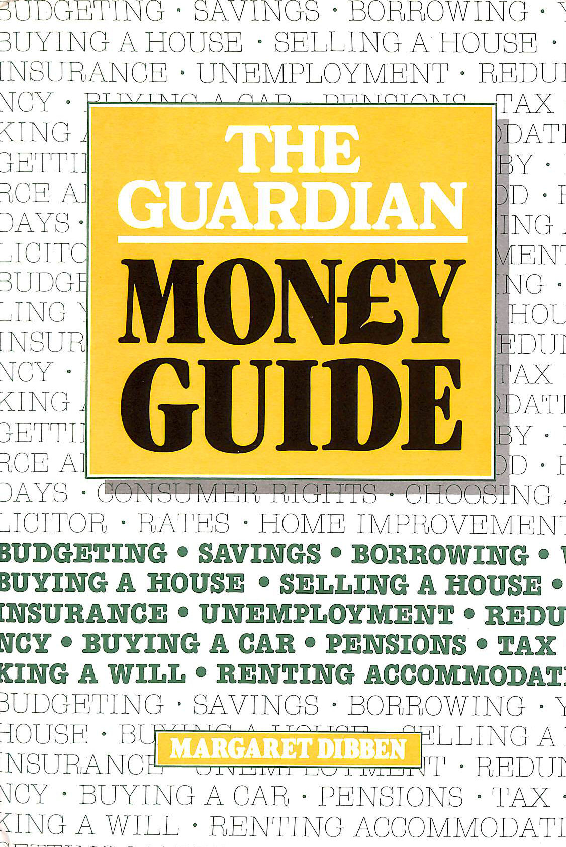 "Image for ""Guardian"" Guide to Money"