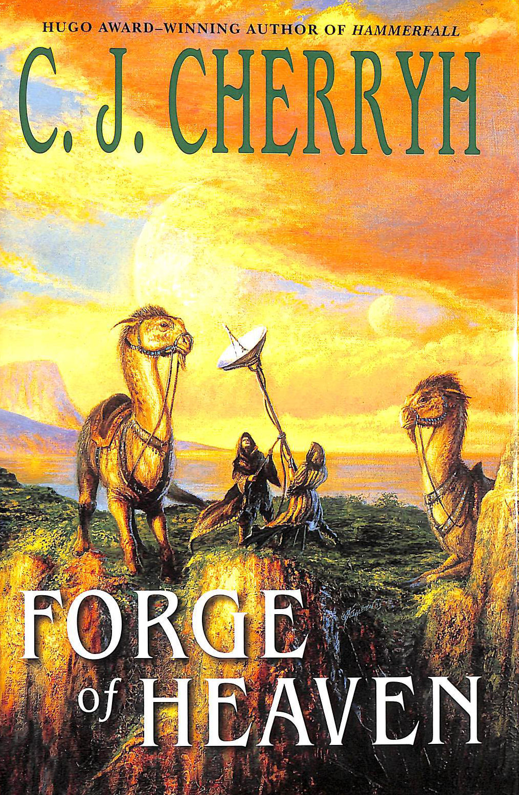 Image for Forge of Heaven (Cherryh, C. J.)