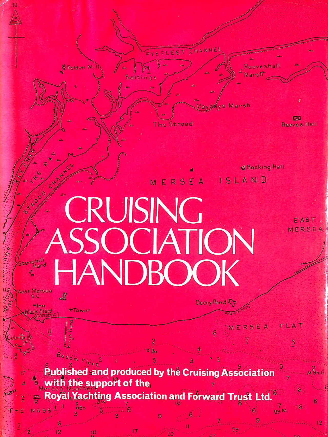 Image for Cruising Association Handbook 1971: with corrections to date