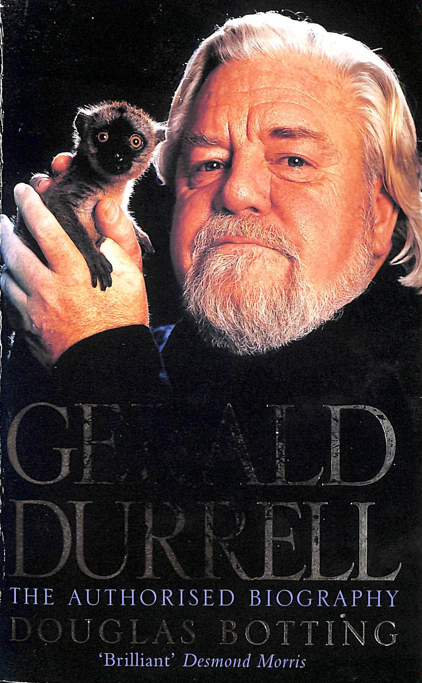Image for Gerald Durrell (Authorised Biography): The Authorised Biography