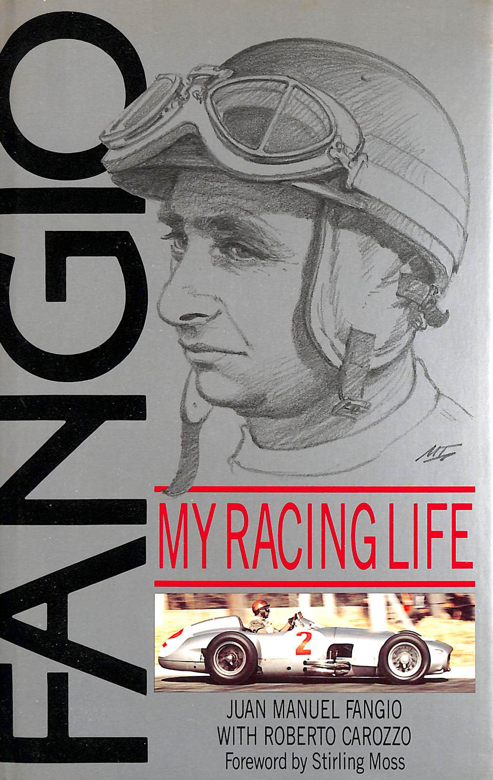 Image for Fangio: My Racing Life