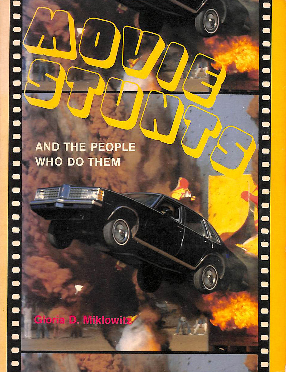 Image for Movie Stunts and the People Who Do Them