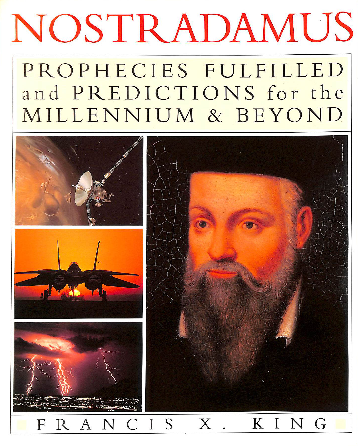 Image for NOSTRADAMUS: Prophecies Fulfilled and Predictions for the Millennium and Beyond