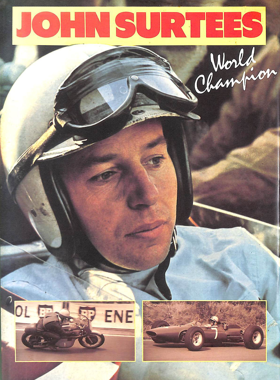 Image for John Surtees: World Champion