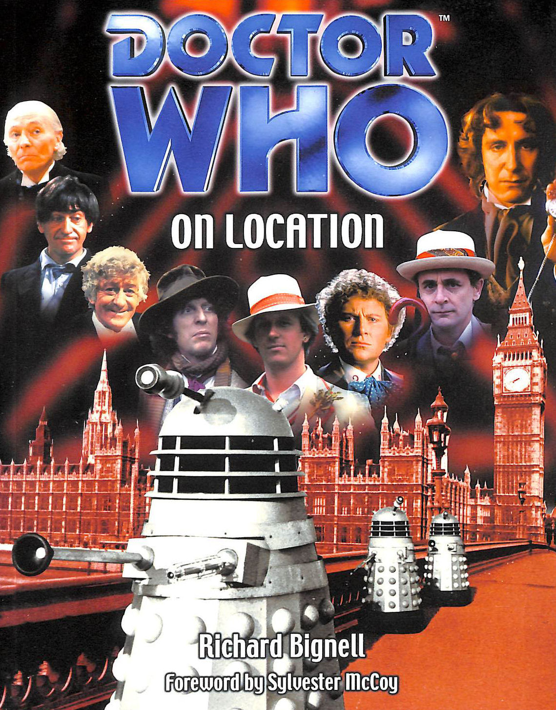 Image for Doctor Who on Location (Dr Who)