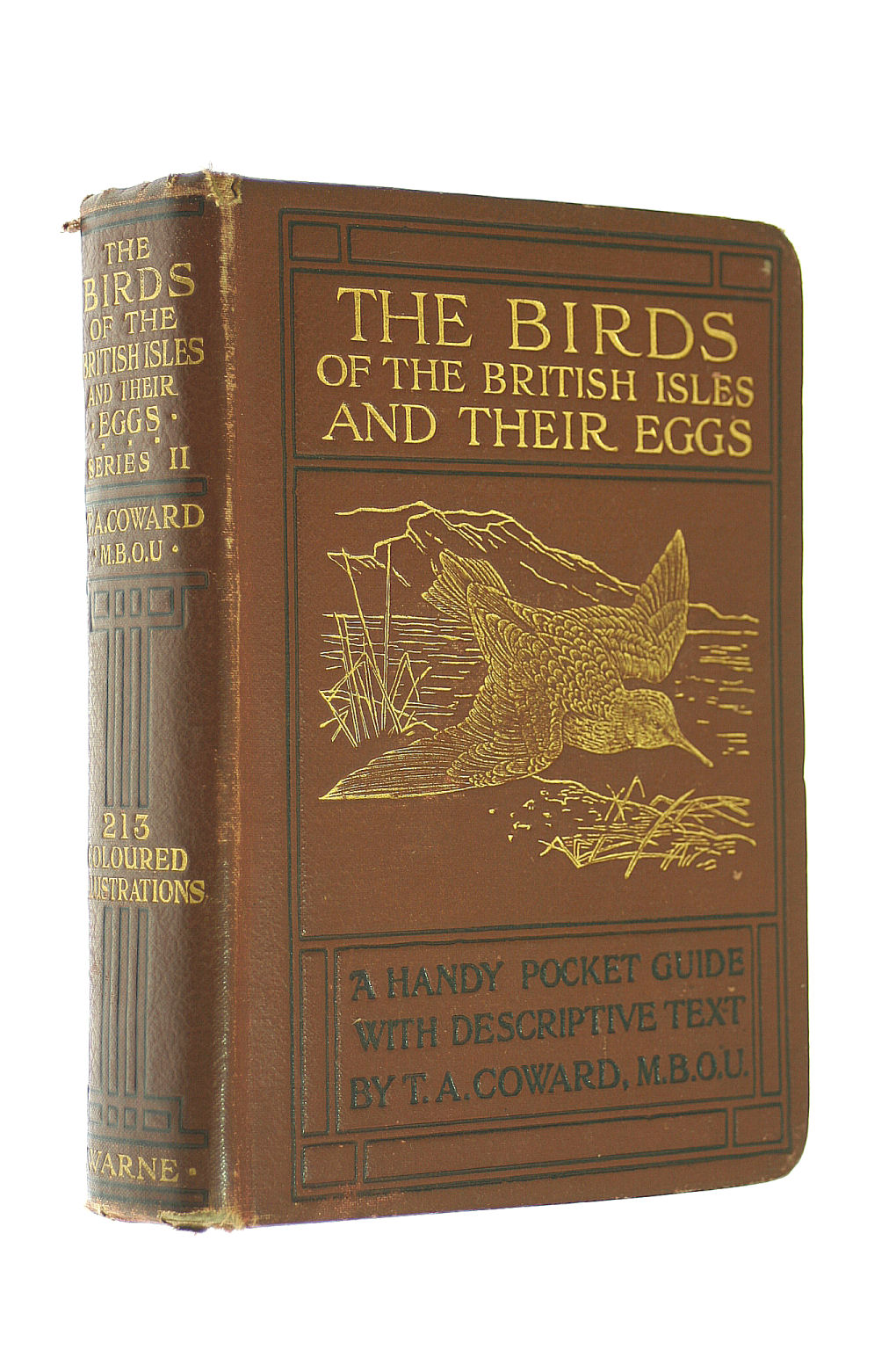 Image for The Birds of the British Isles and Their Eggs, Second Series: Anatidae to Tetraonidae