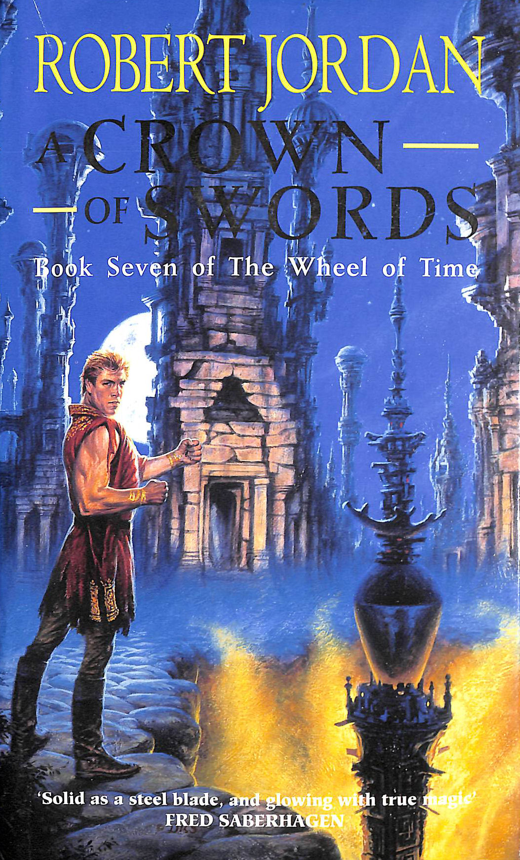 Image for A Crown Of Swords: Book 7 of the Wheel of Time