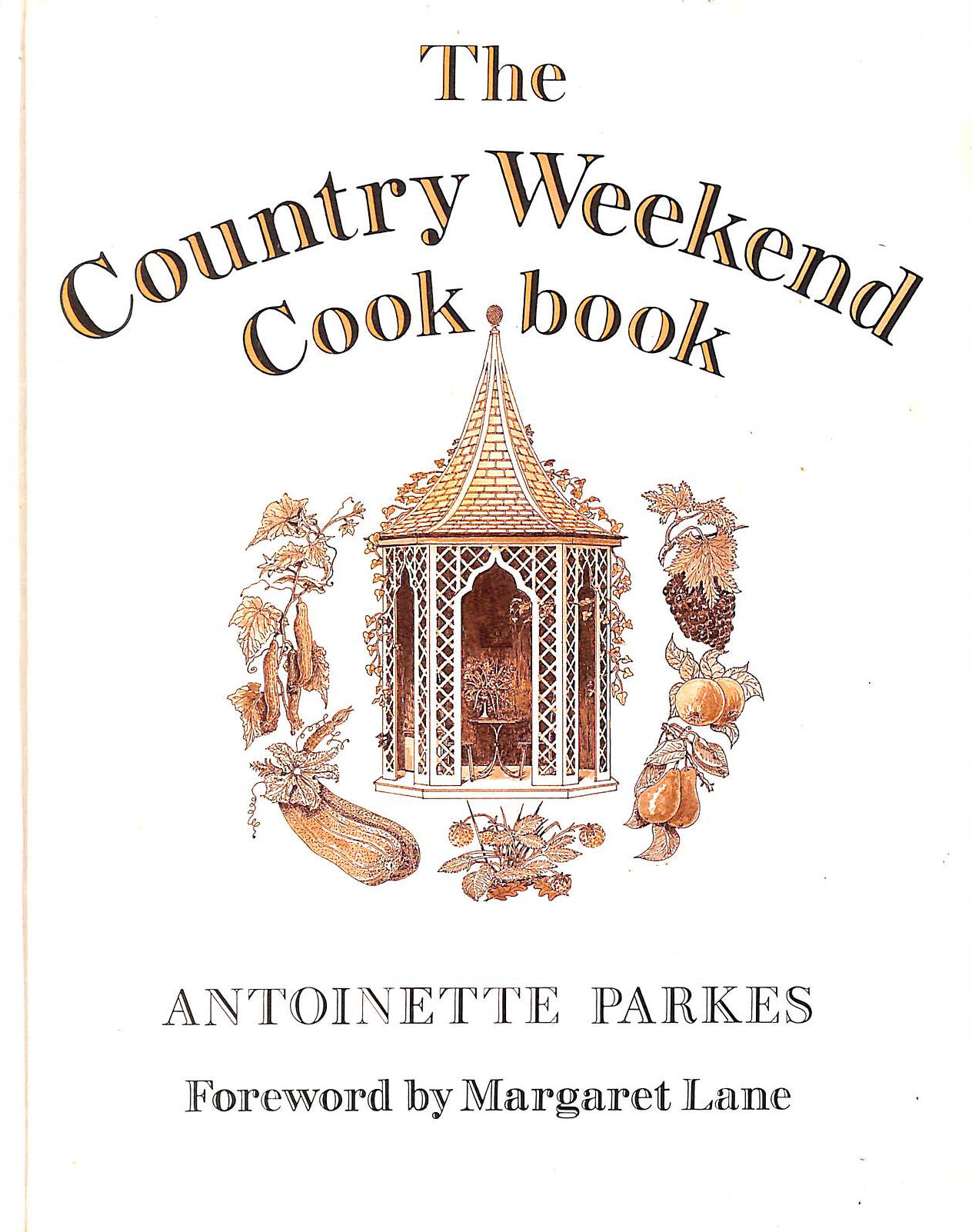Image for Country Weekend Cook Book