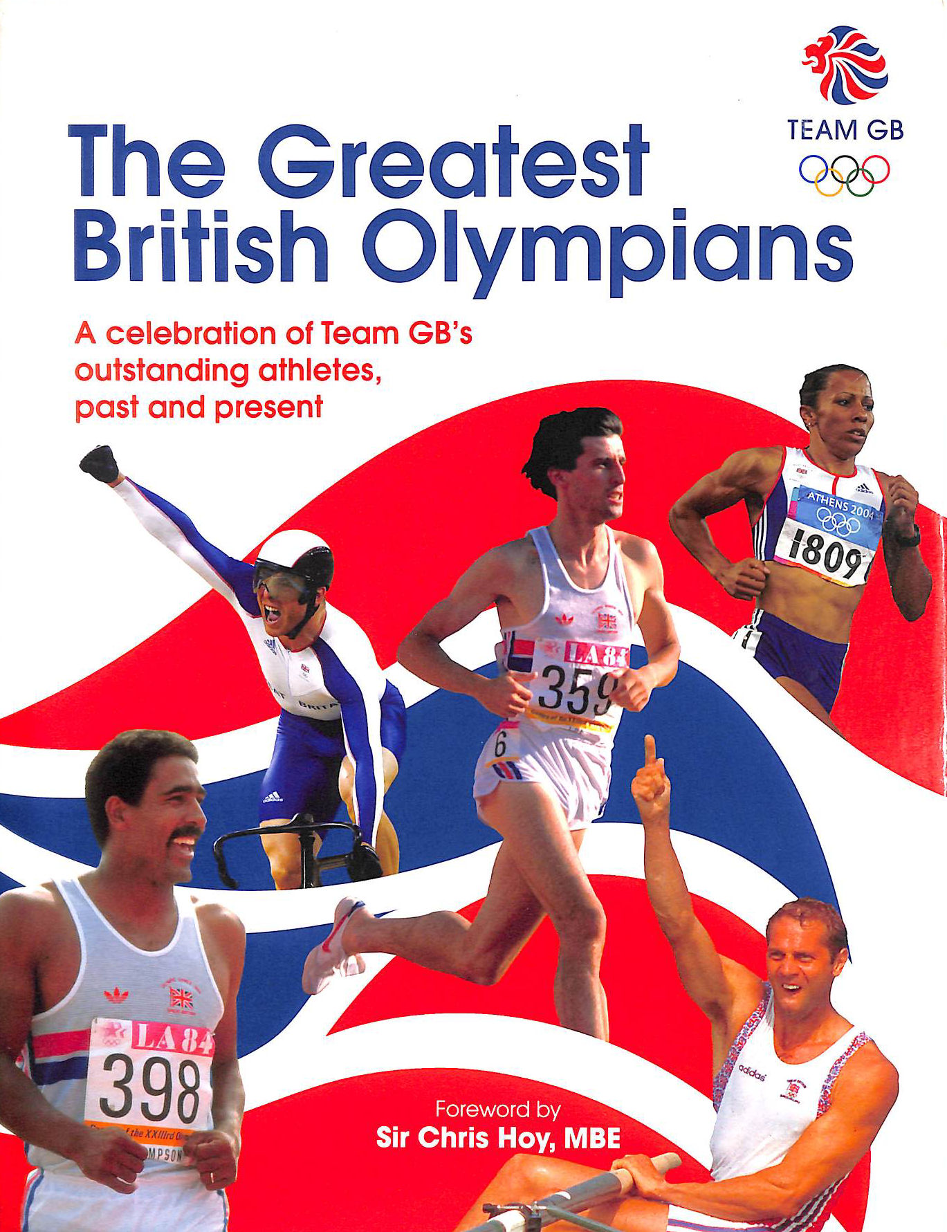 Image for The Greatest British Olympians