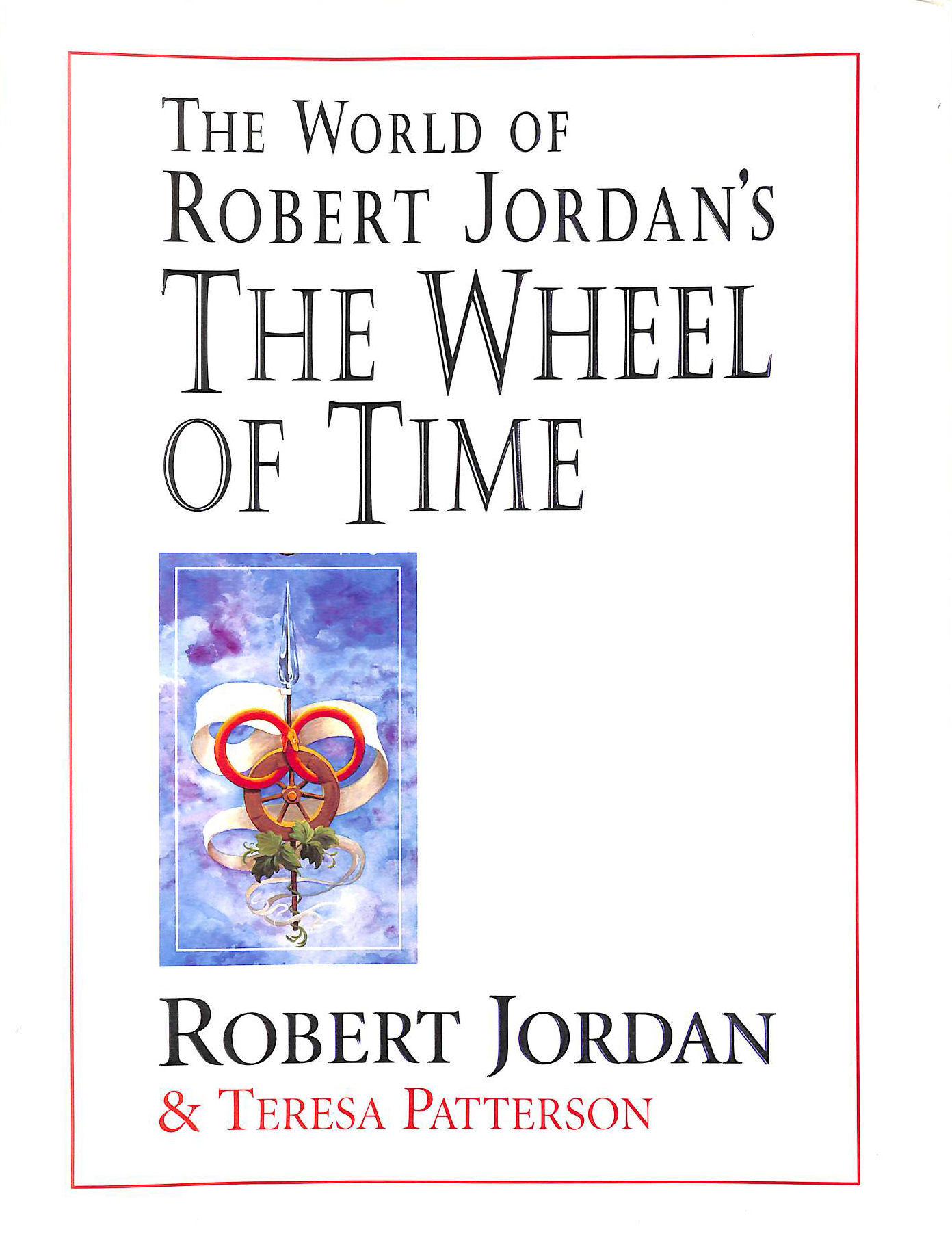 Image for The World of Robert Jordan's The Wheel of Time
