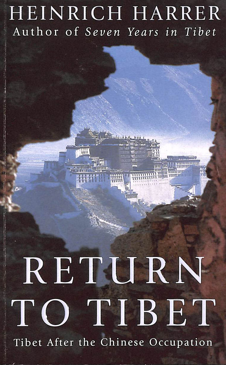 Image for Return to Tibet