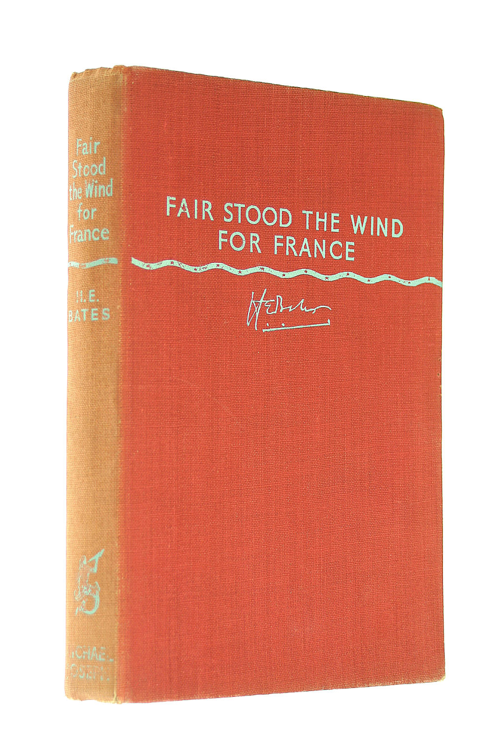 Image for Fair Stood The Wind For France.