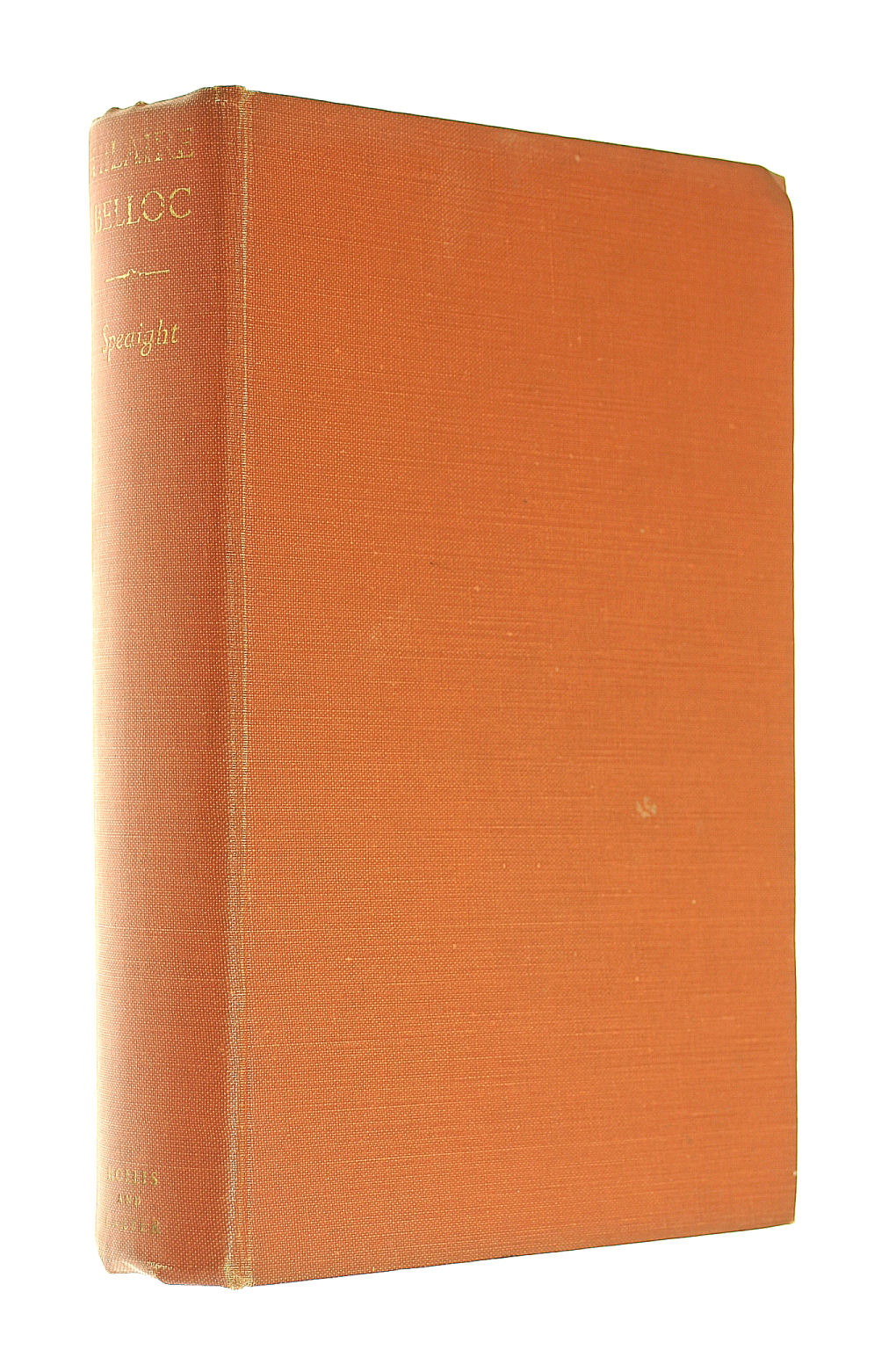 Image for The Life Of Hillaire Belloc