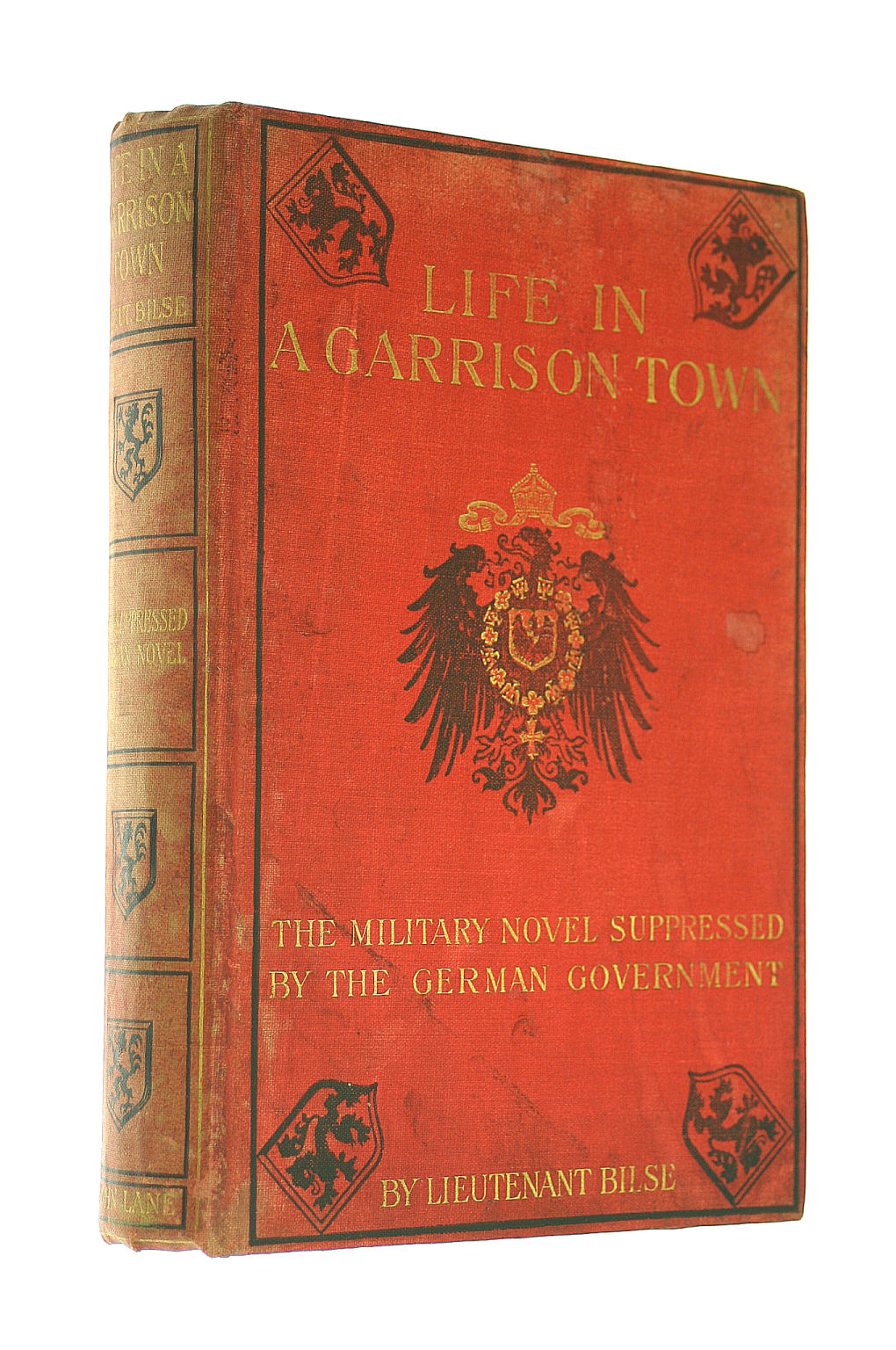 Image for Life In A Garrison Town