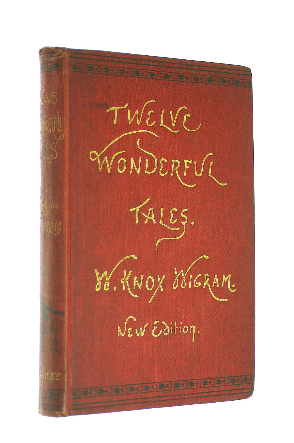 Image for Twelve Wonderful Tales. ... New And Revised Edition