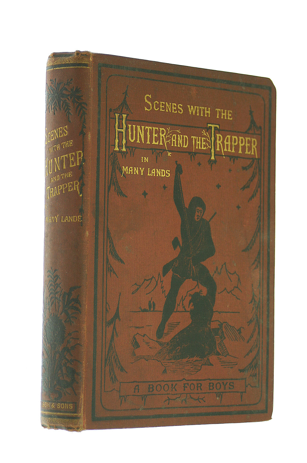 Image for Scenes with the Hunter and Trapper