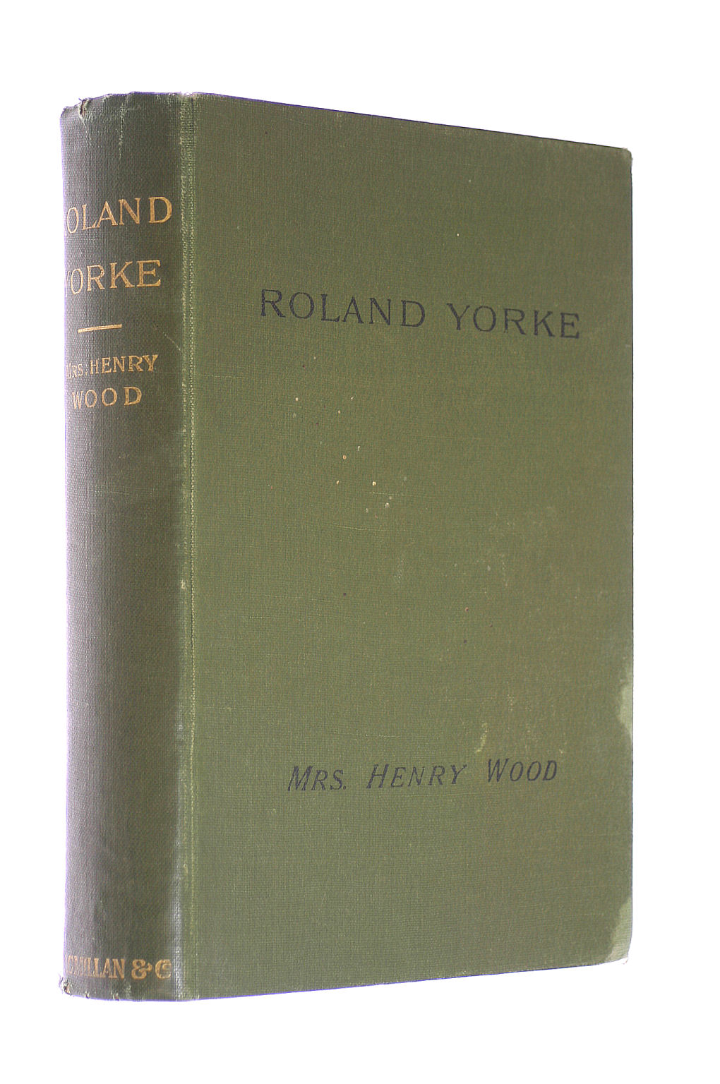 Image for Roland Yorke