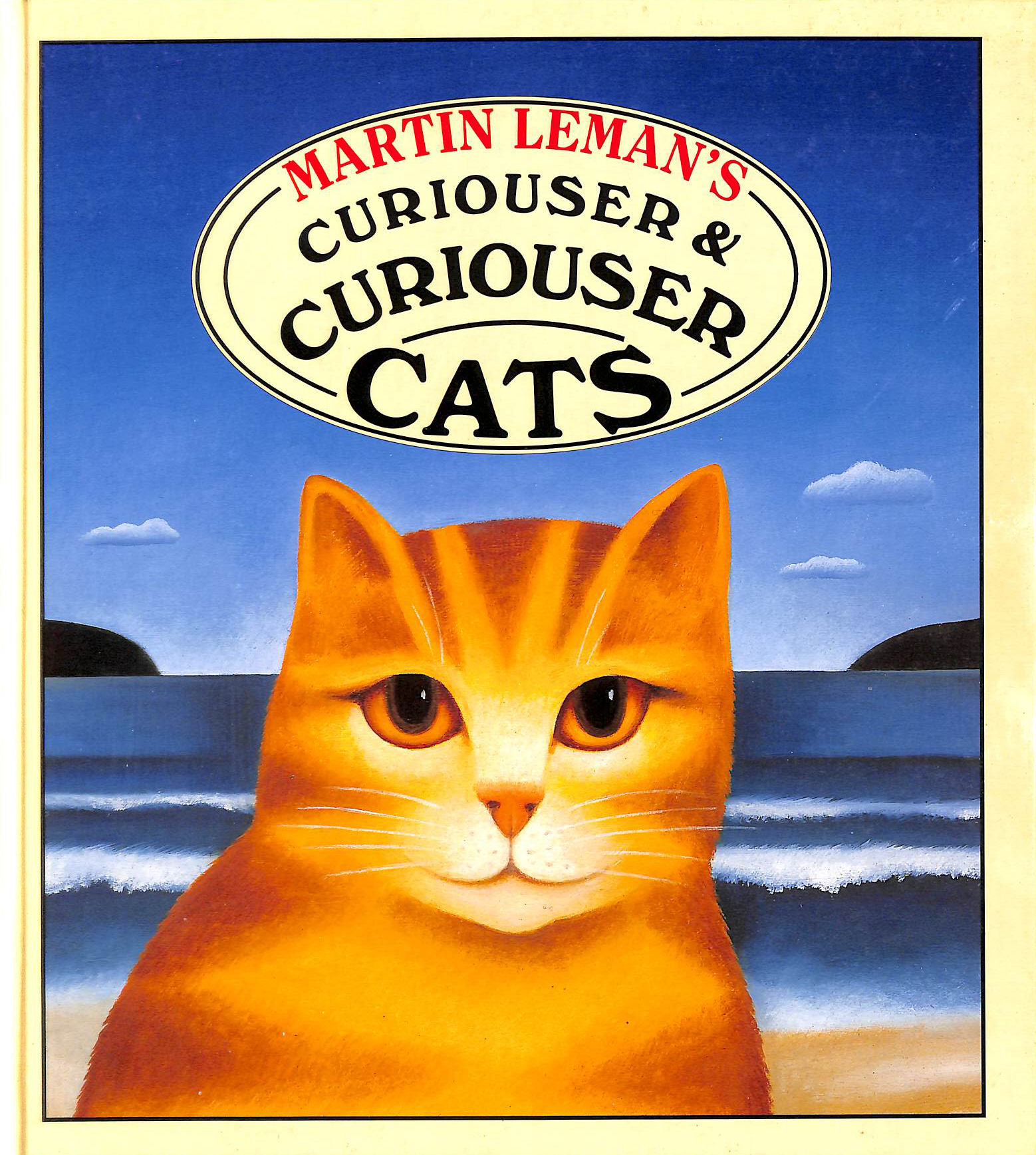 Image for Curious and Curiouser Cats