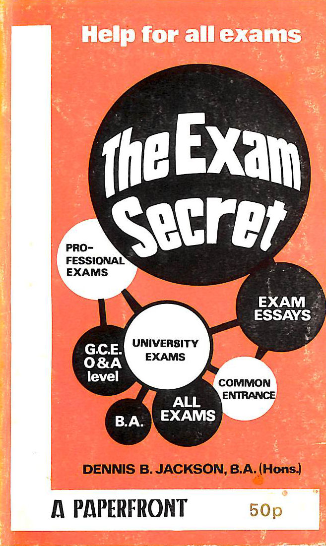 Image for Examination Secret (Paperfronts S.)