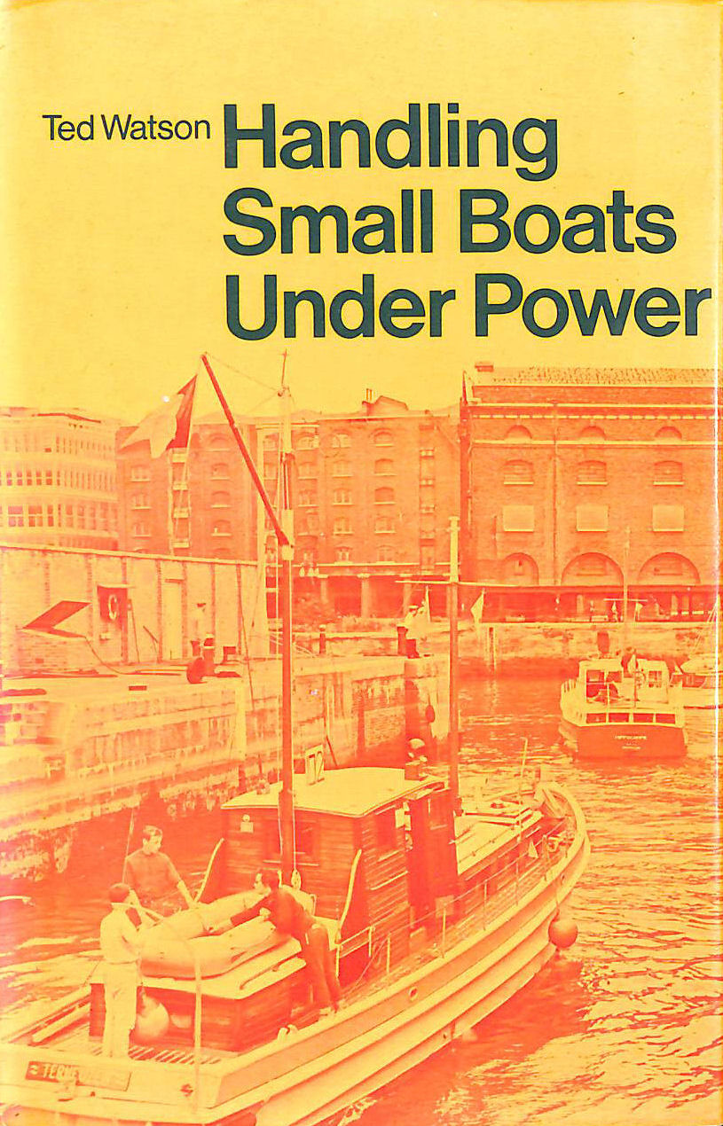 Image for Handling Small Boats Under Power