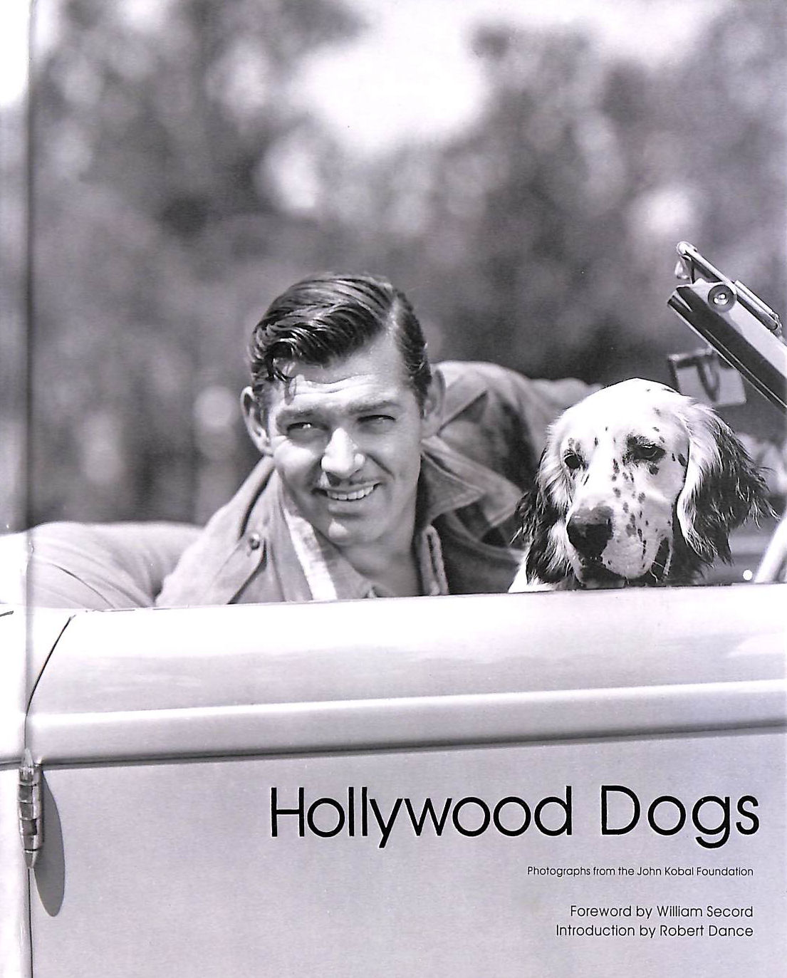 Image for Hollywood Dogs: Photographs from the John Kobal Foundation