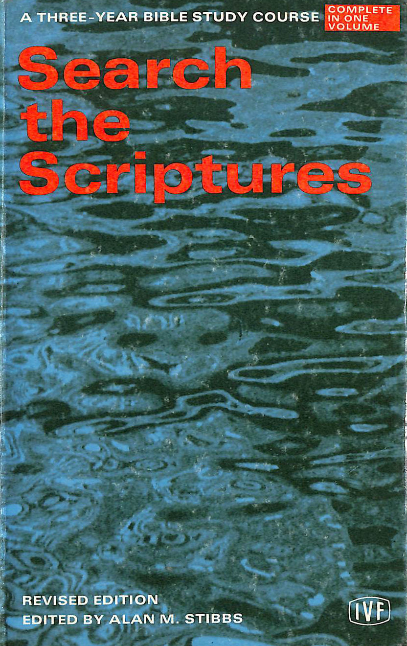 Image for Search the Scriptures: 3v.in 1v