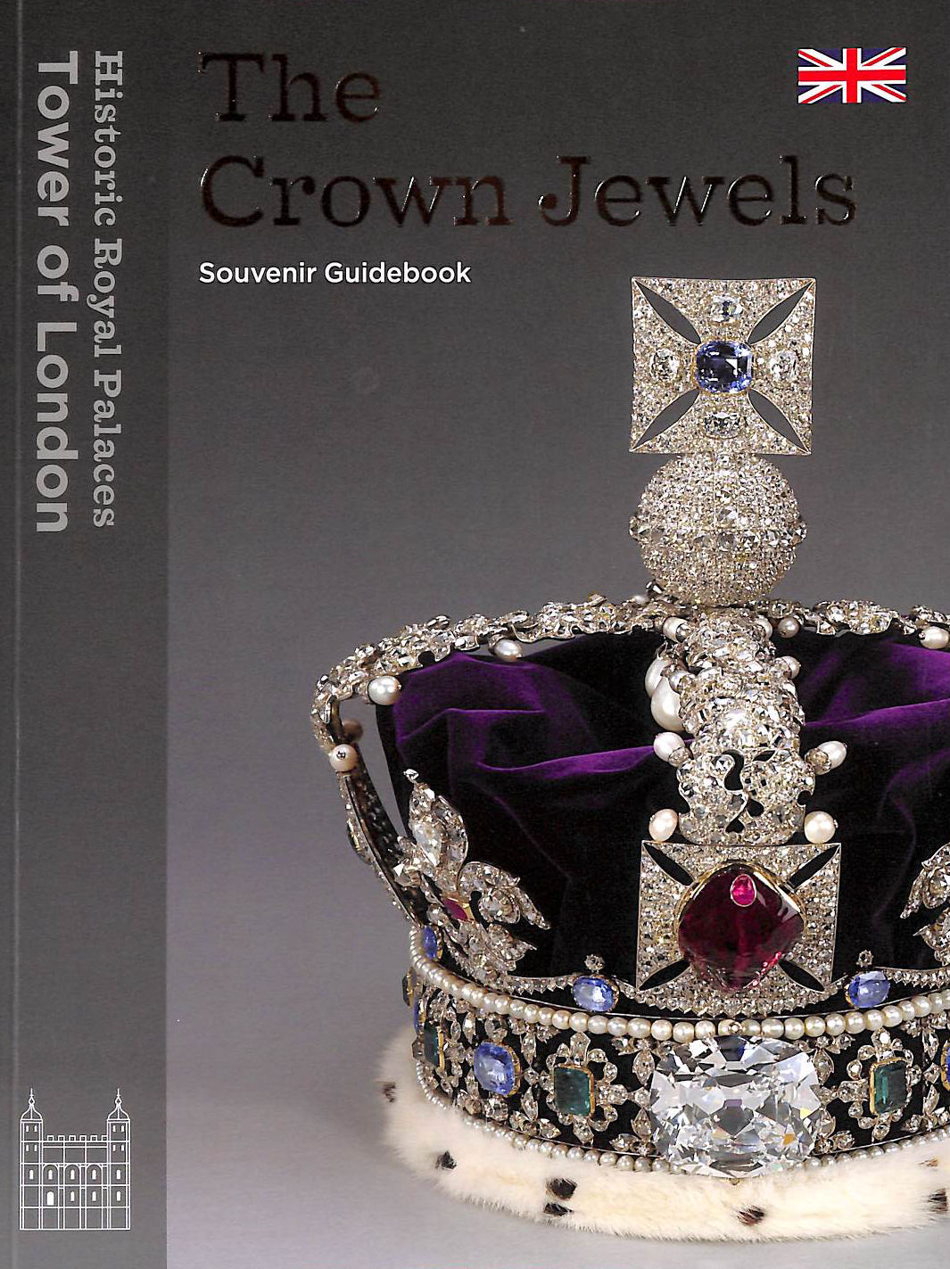 Image for The Crown Jewels: Souvenir Guide Book