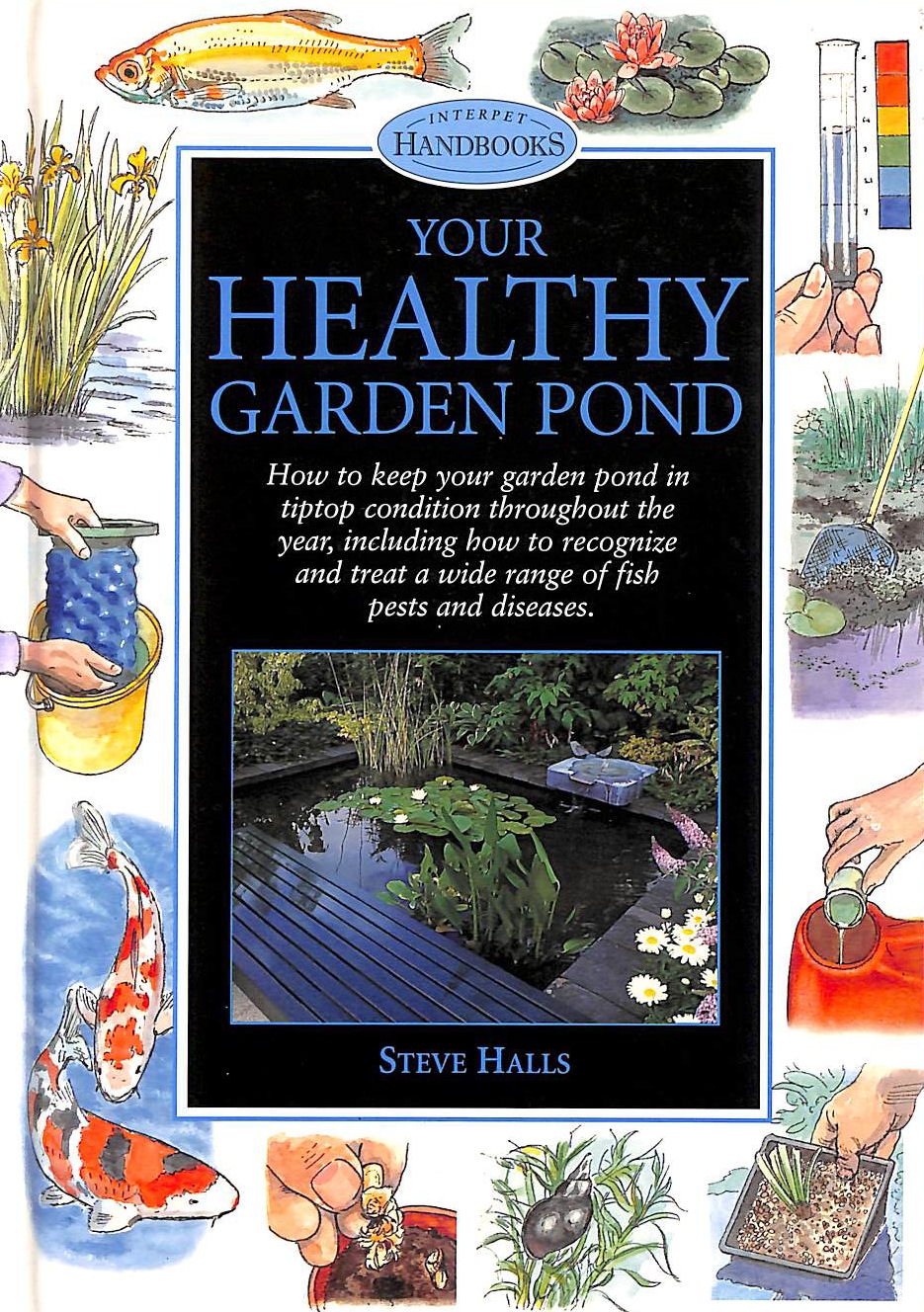 Image for Your Healthy Garden Pond (Pond & Aquatic S.)