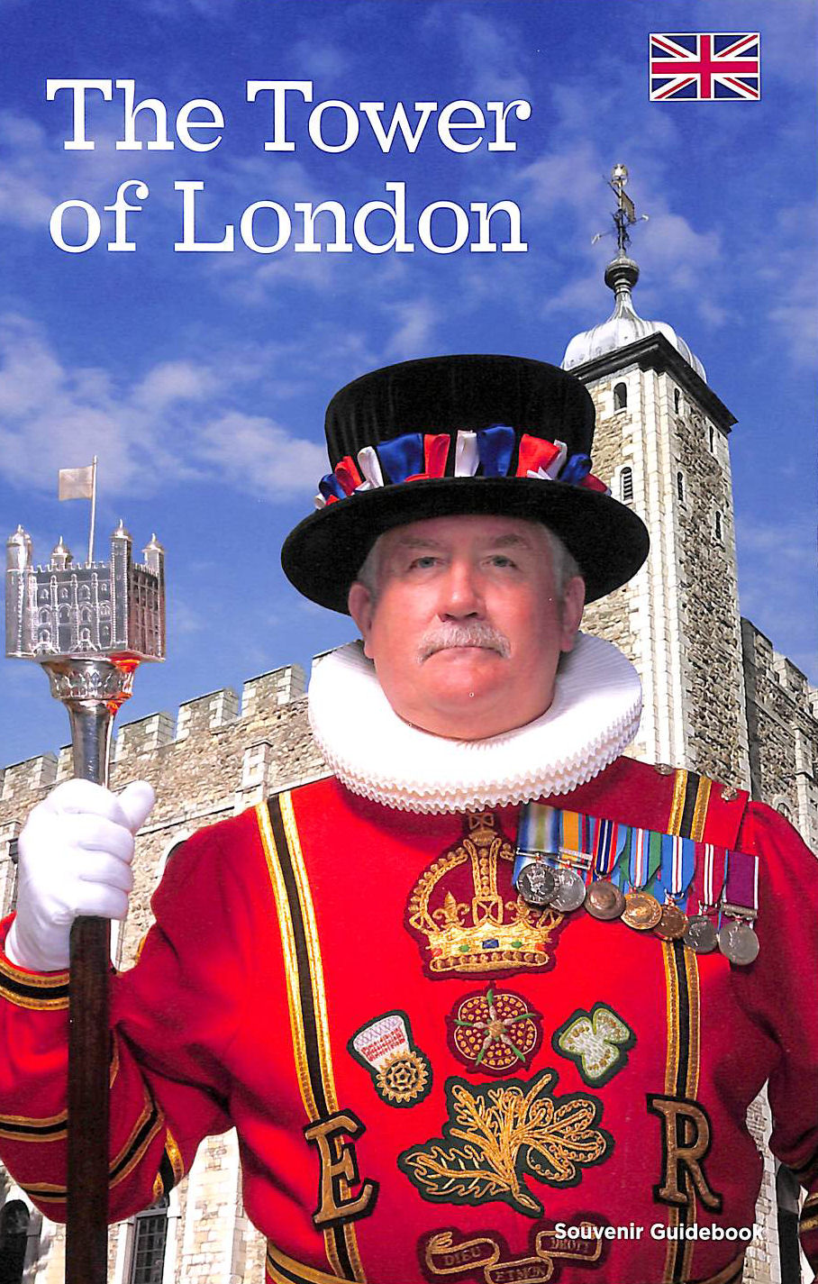 Image for The Tower of London Suvenir Guidebook