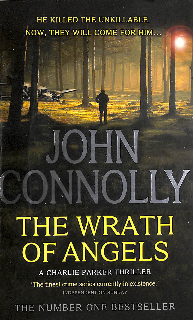 Image for The Wrath of Angels (Charlie Parker Thriller): A Charlie Parker Thriller:  11