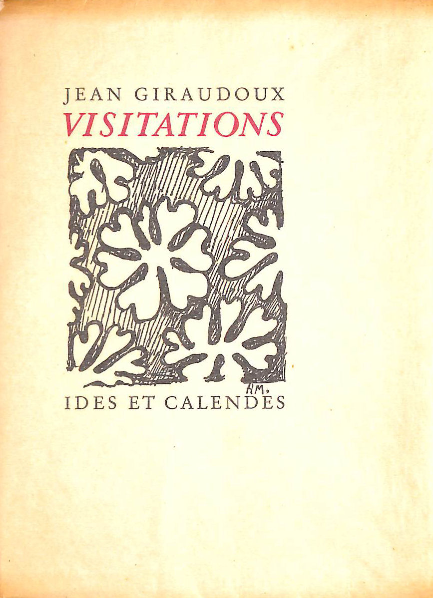 Image for Visitations