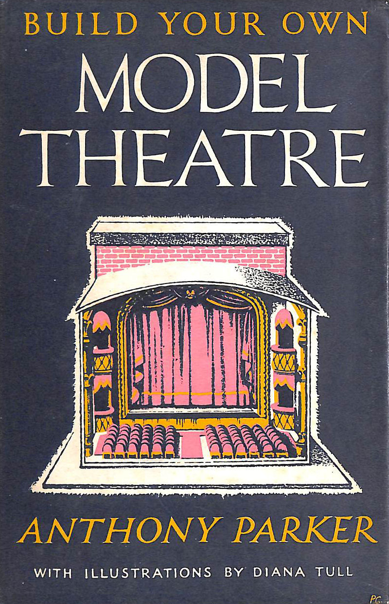 Image for Build your own model theatre; illustrated by Diana Tull