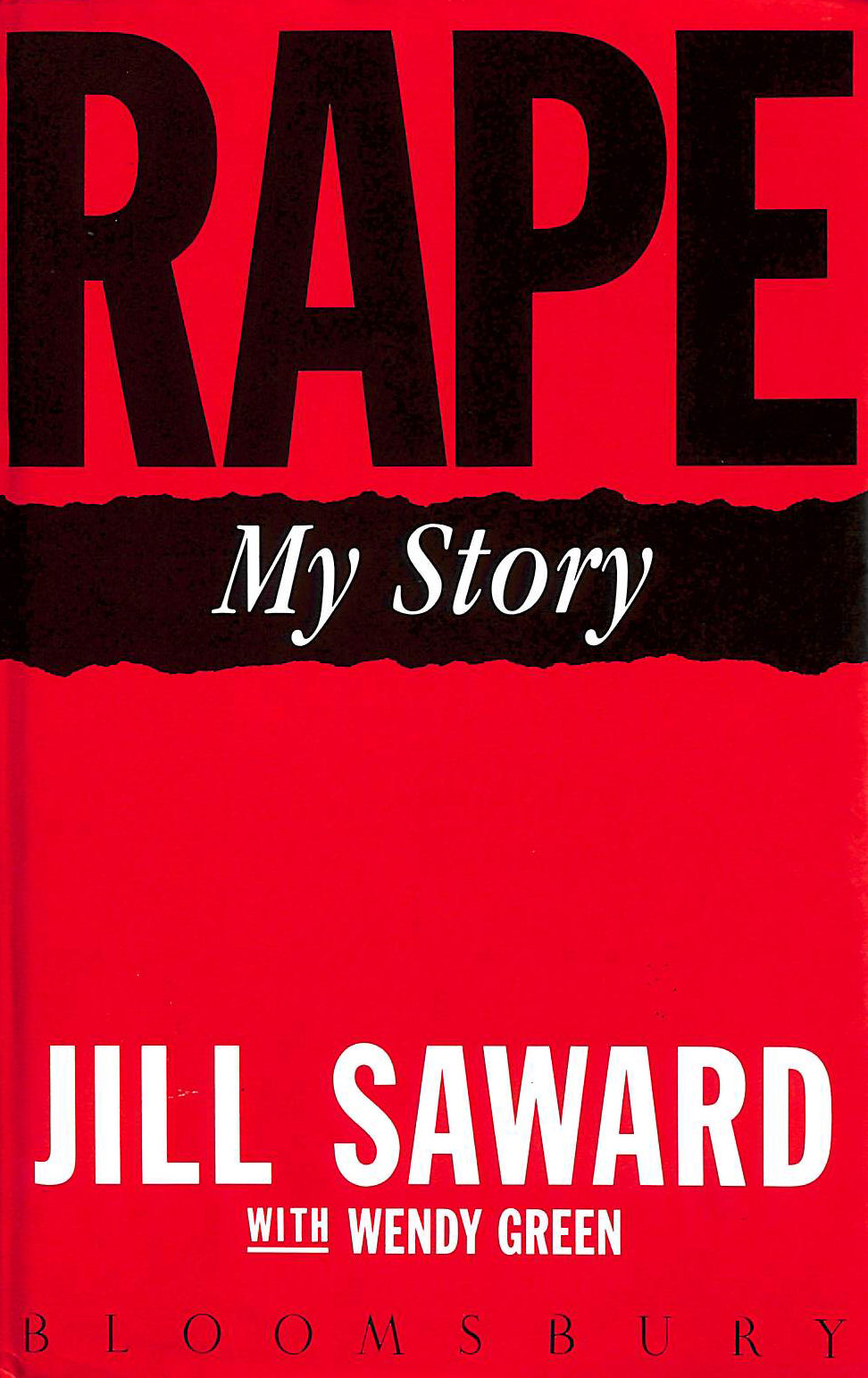 Image for Rape: My Story