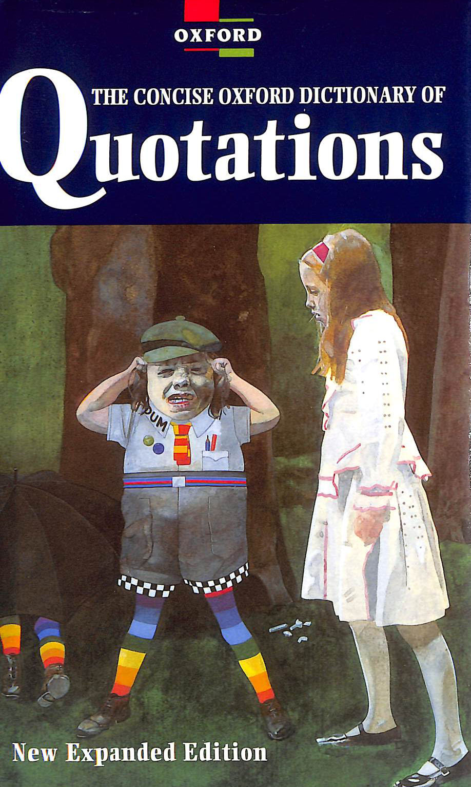 Image for The Concise Oxford Dictionary of Quotations (Oxford Reference S.)