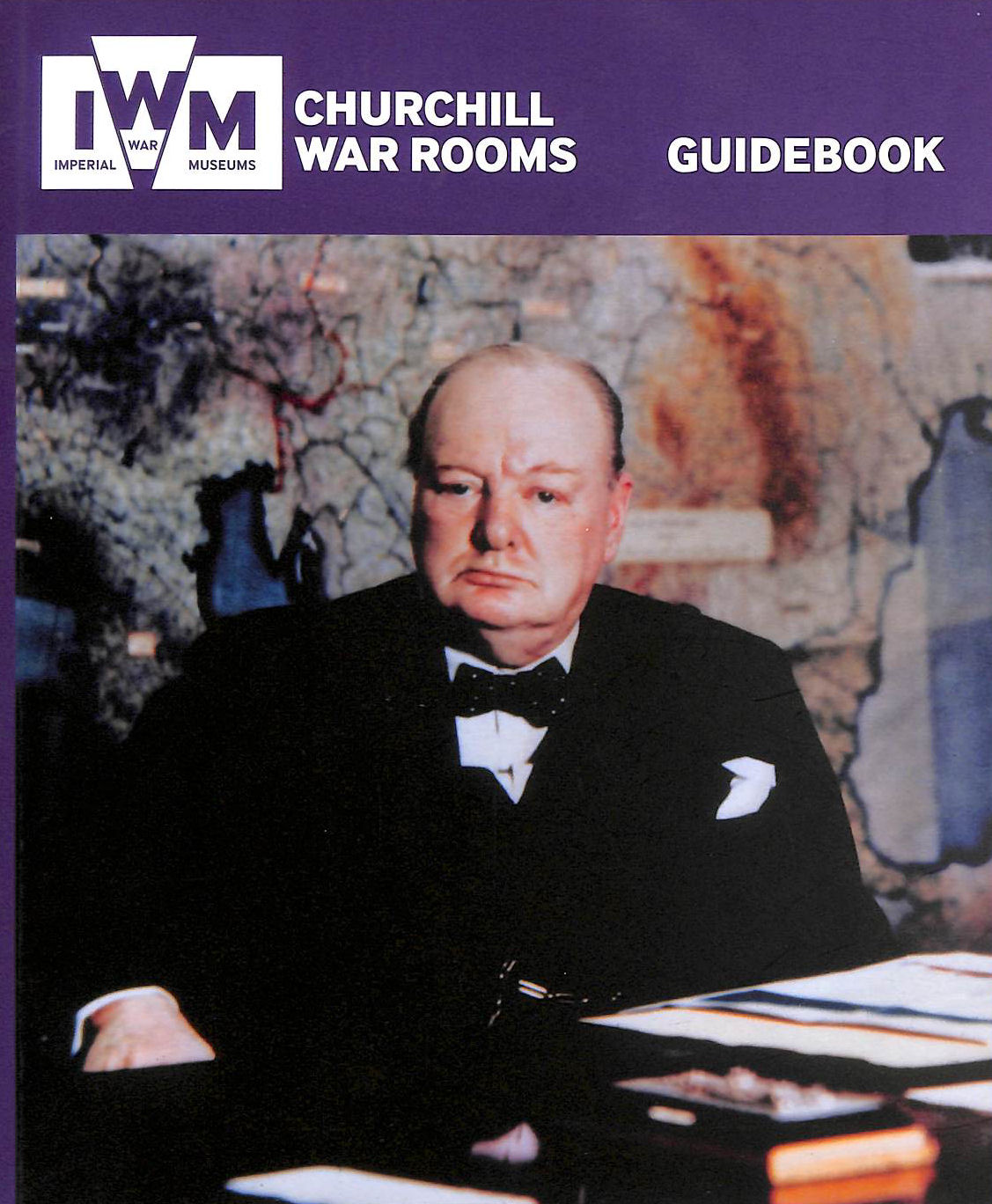 Image for Churchill War Rooms Guidebook