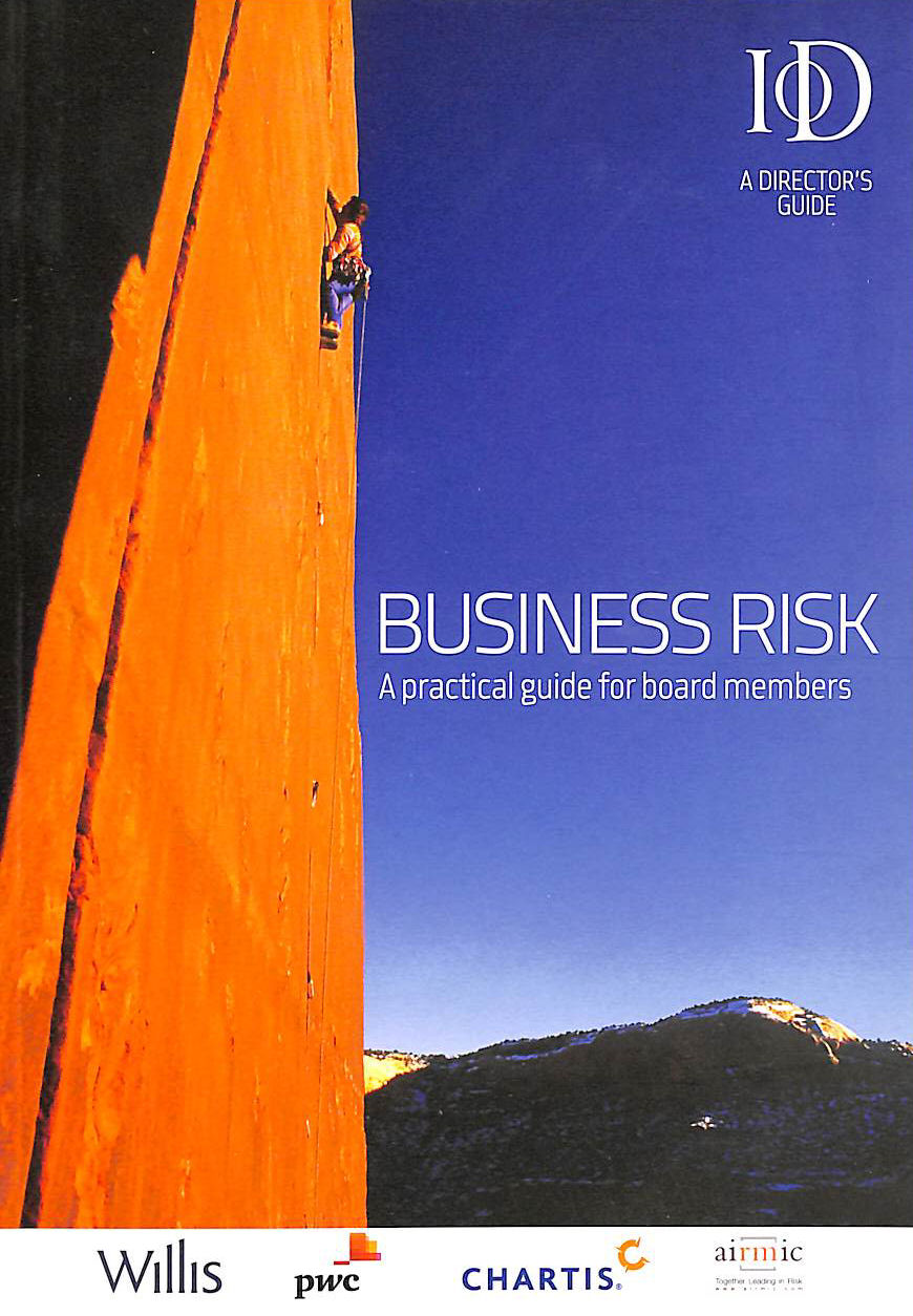 Image for Business risk: a practical guide for board mebrs