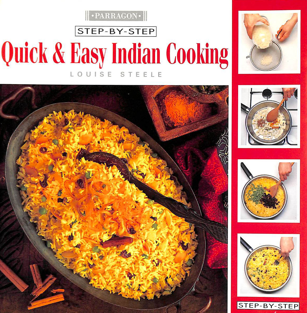 Image for Quick & Easy Indian Cooking