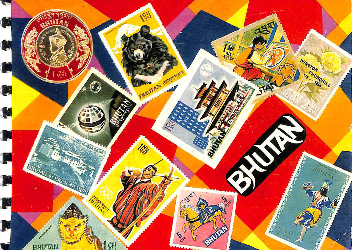 Image for Bhutan Through Postage Stamps