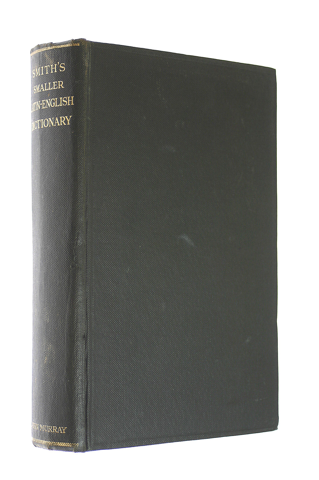 Image for A Smaller English-Latin Dictionary