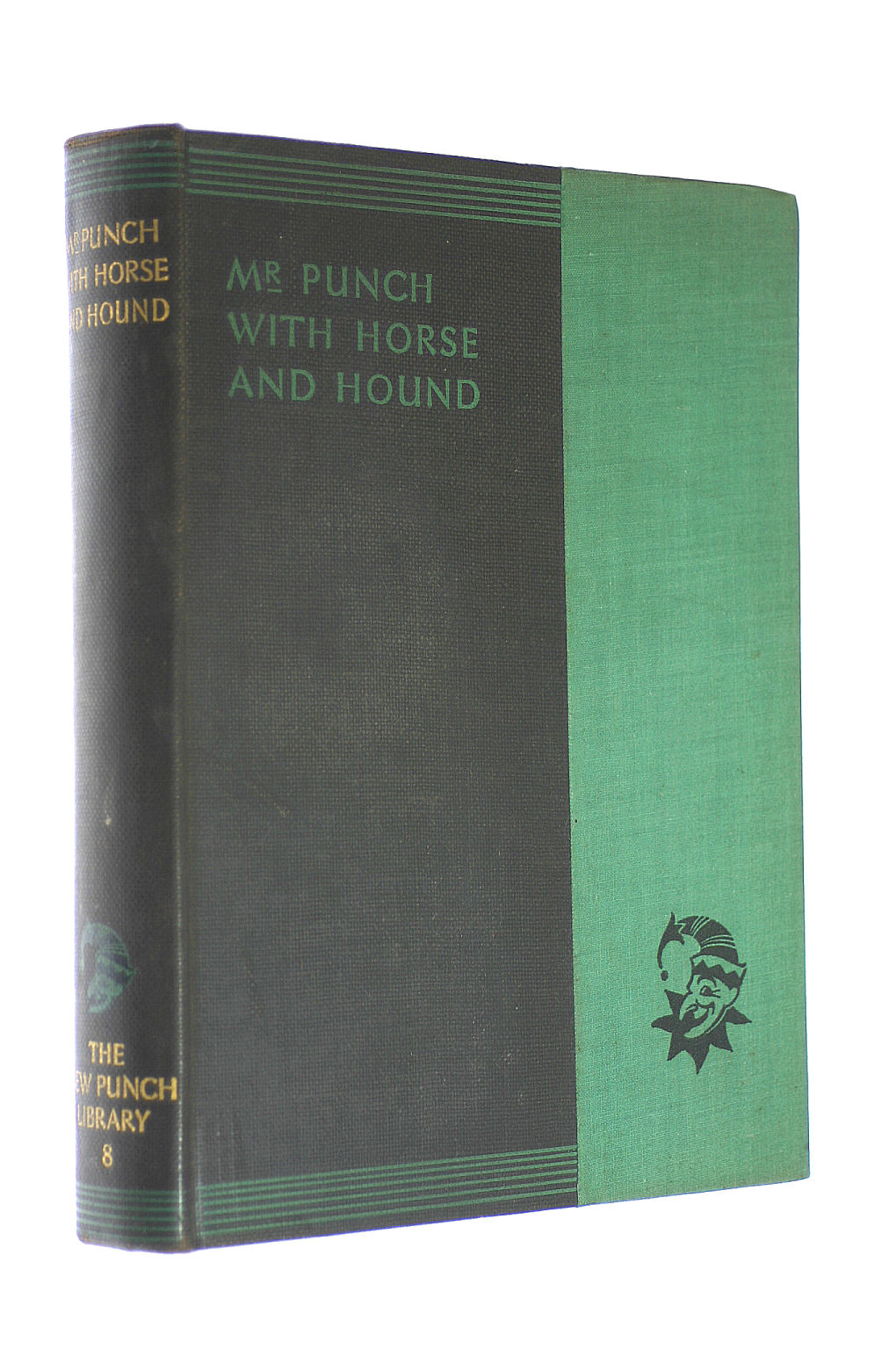 """Image for Mr. Punch With Horse And Hound (The New """"Punch"""" Library Volume 8)"""