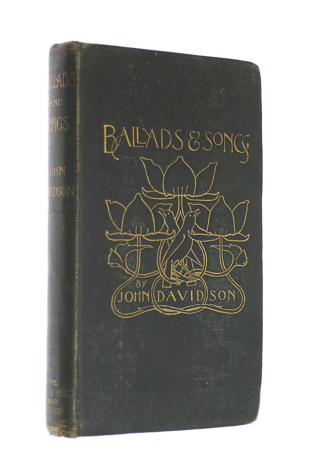 Image for Ballads And Songs.