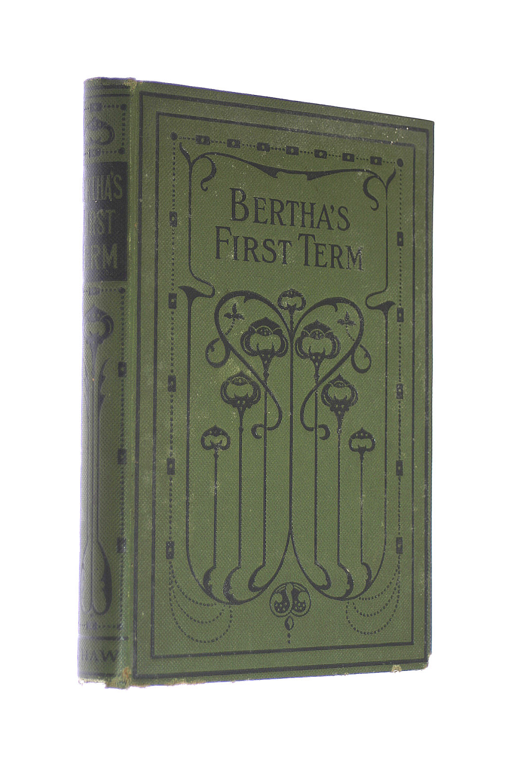 Image for Bertha's First Term