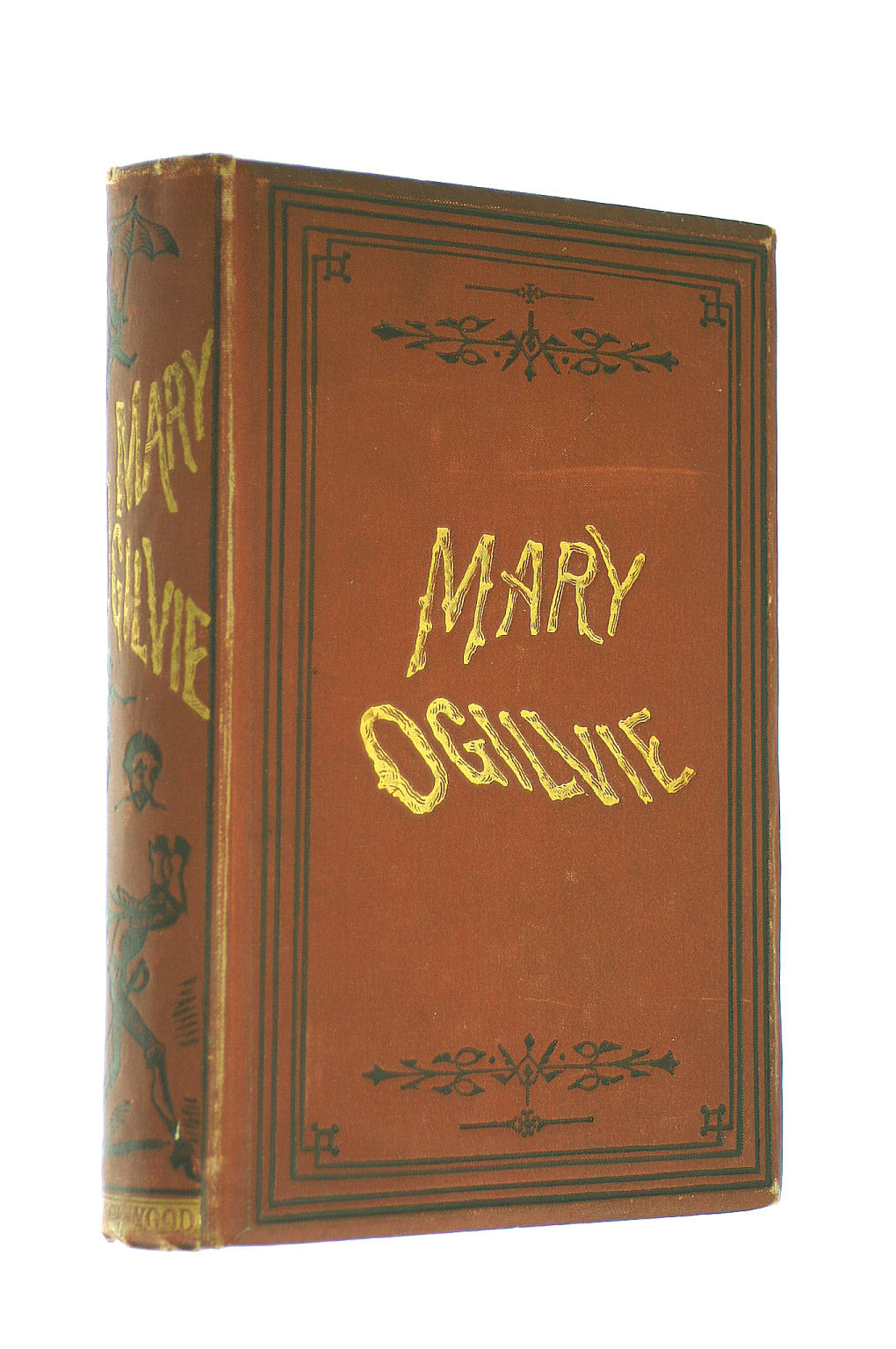 Image for Mary Ogilvie: a tale of the Squire's experience