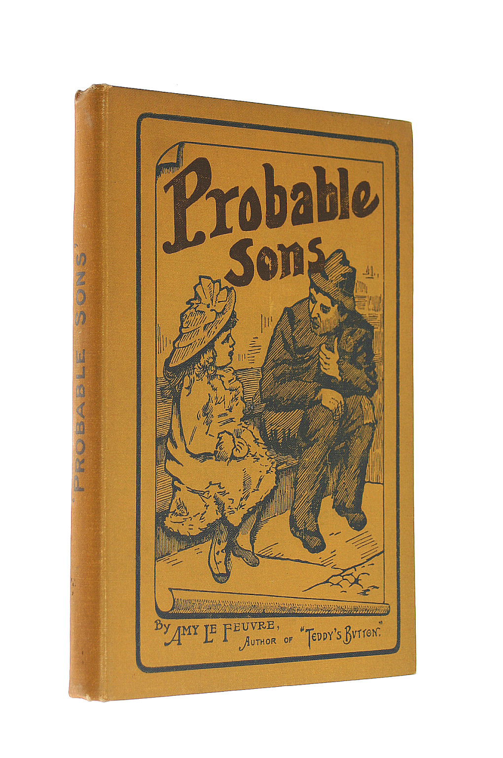 Image for Probable Sons By Amy Le Feuvre - The Religious Tract Society