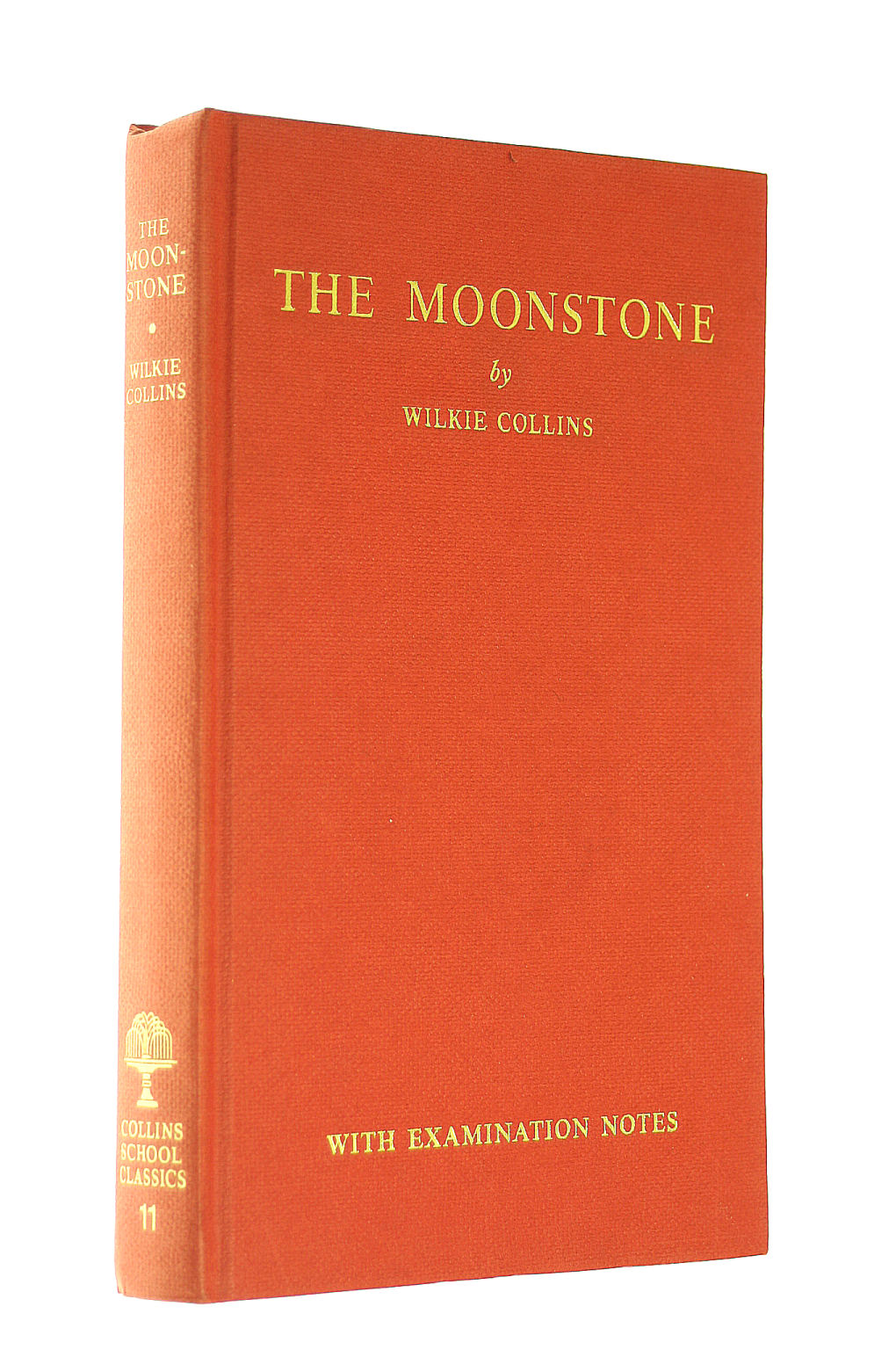 Image for The Moonstone (With Examination Notes) [Collins Schools Classics 11]